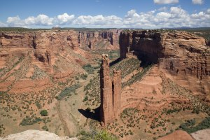 Canyon de Chelley spider rock
